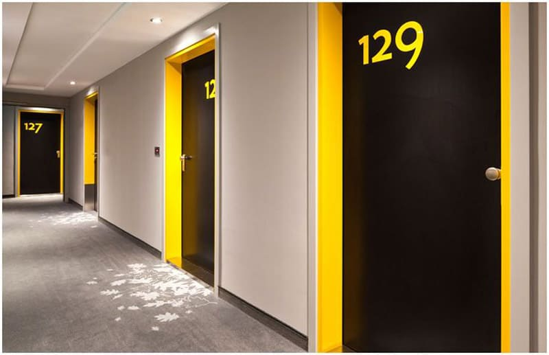 Long corridor design ideas perfect for hotels and public spaces