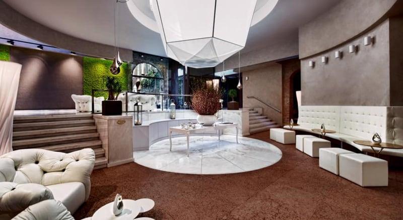Hotel palazzo victoria verona italy for Designhotel verona