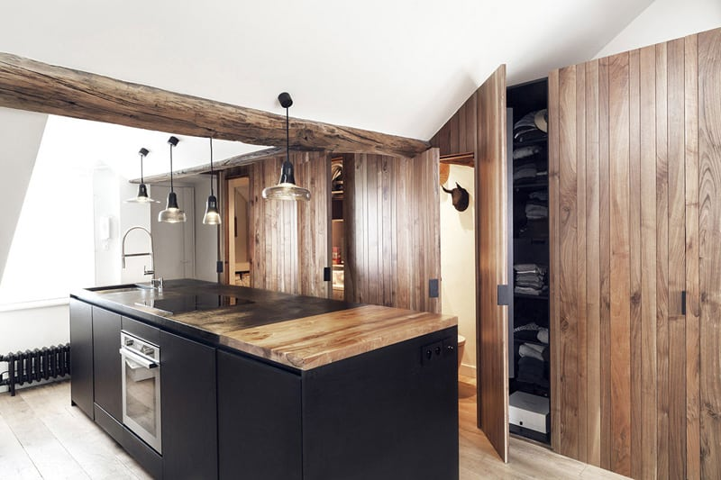 Paris Apartment-designrulz (6)