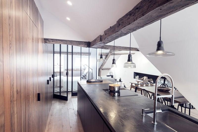 Paris Apartment-designrulz (7)