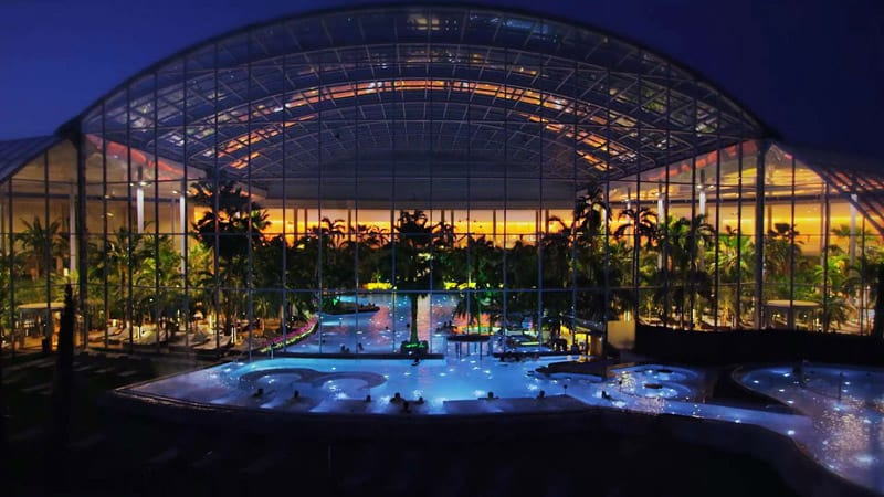 Therme Bucharest, Romania- The Largest Thermal Wellness ...