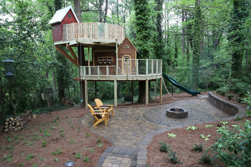 Treehouse in the Backyard-DESIGNRULZ (3)