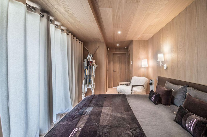 Chalet Kibo- A Magnificent Modern Chalet Designed by ...