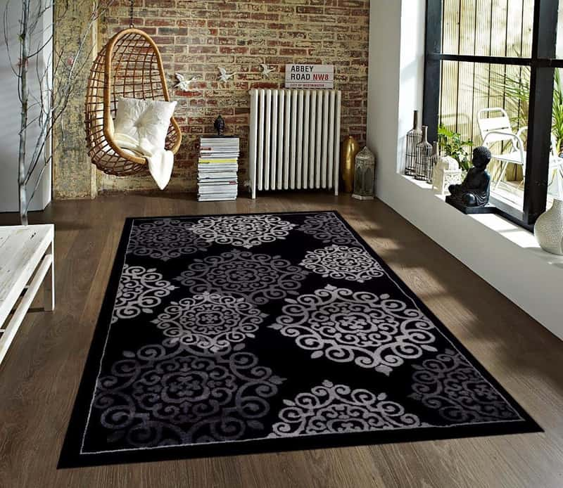 How to pick a rug for your dining room - Tapijt lounge ...