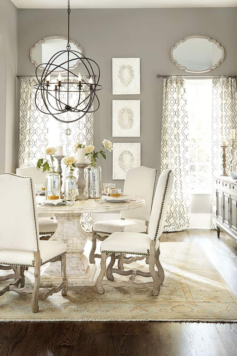 What Is A Good Size For Dining Room