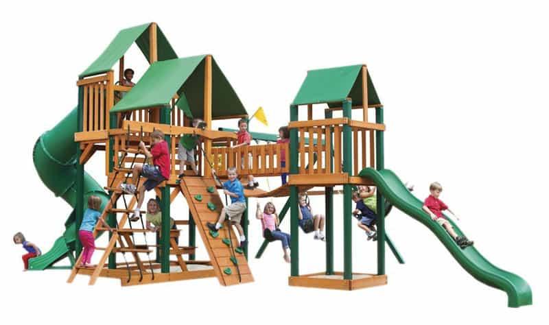 Gorillaplay Sets Home Backyard Playground-2 (2)