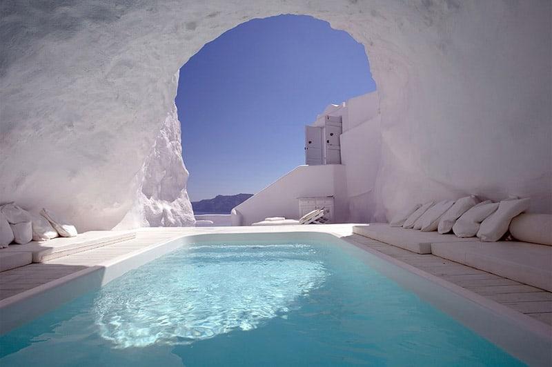 cave-pool-santorini-greece