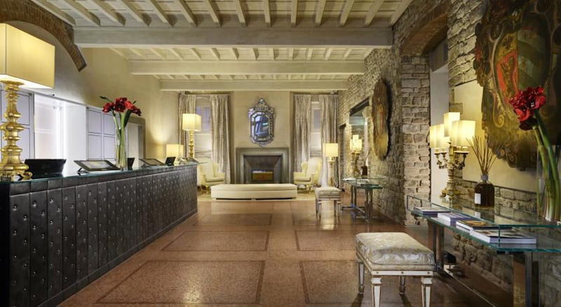 Hotel Brunelleschi, Florence, Italy (9)