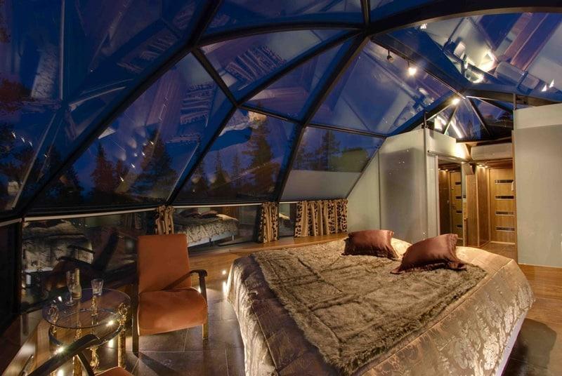 Kakslauttanen Arctic Resort (1)