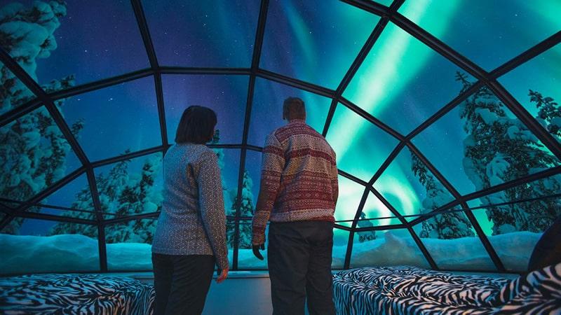 Kakslauttanen Arctic Resort (3)