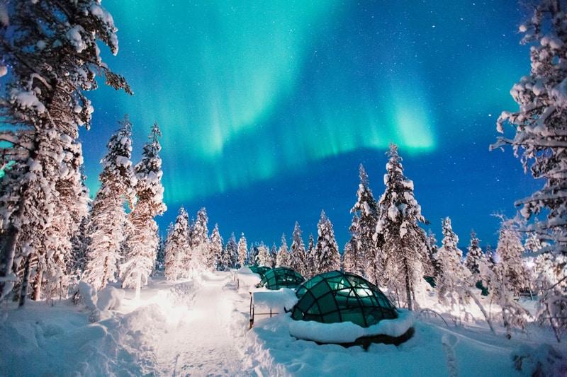 Kakslauttanen Arctic Resort (4)