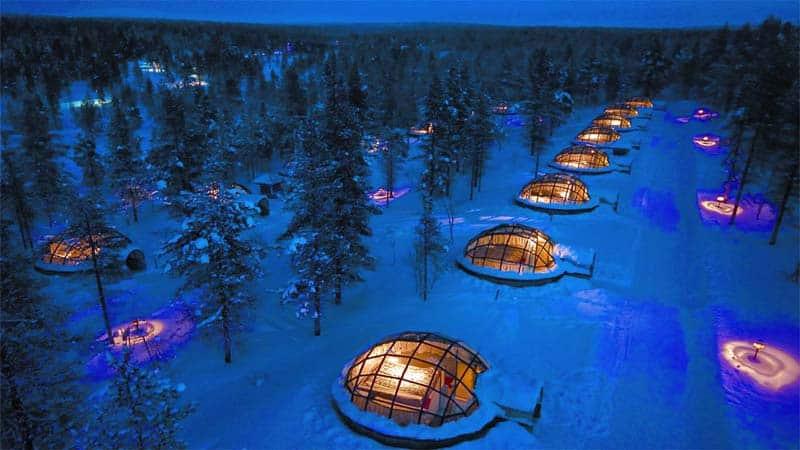 Kakslauttanen Arctic Resort (5)
