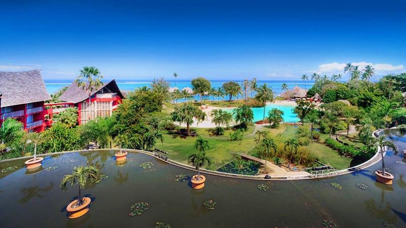 Le Méridien Bora Bora -designrulz (4)