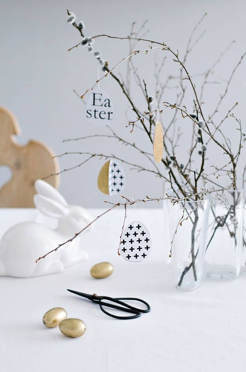 easter decor minimal gold-designrulz (1)