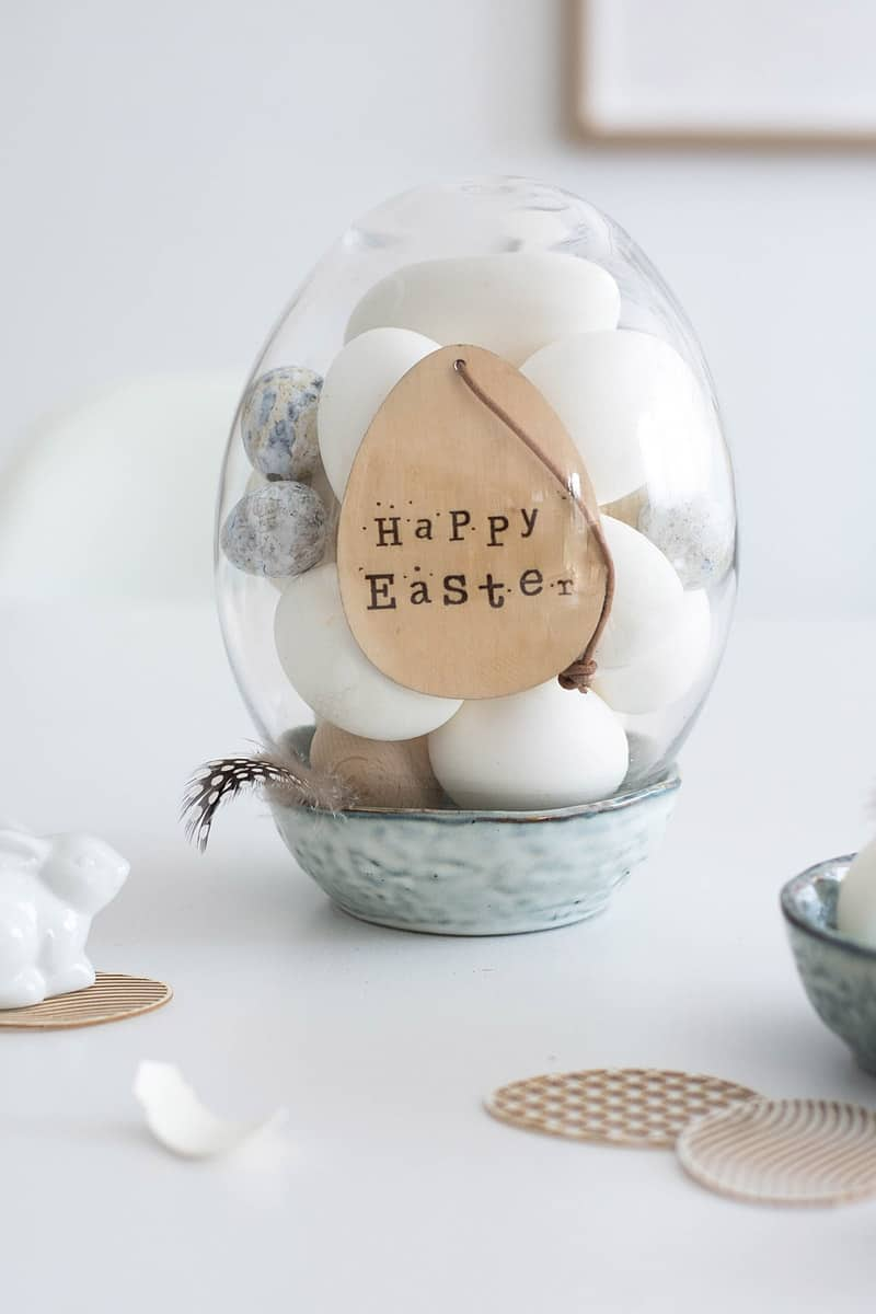 20 Minimalist Easter Decor Ideas
