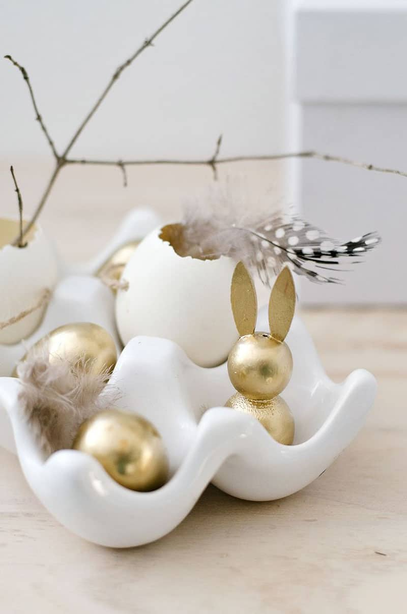 easter decor minimal gold-designrulz (3)
