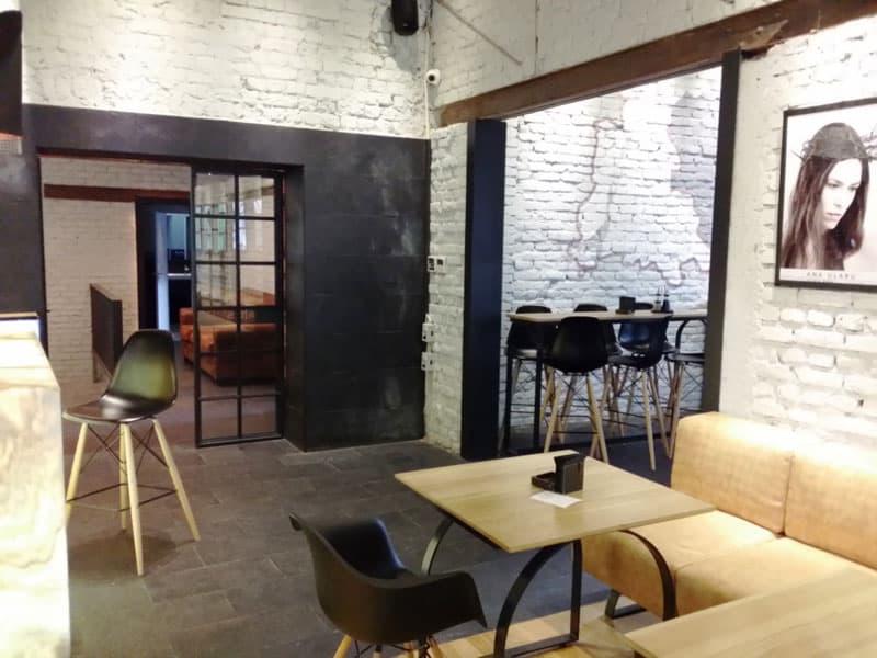 Alt Shift - restaurant urban in centrul istoric al Bucurestiului