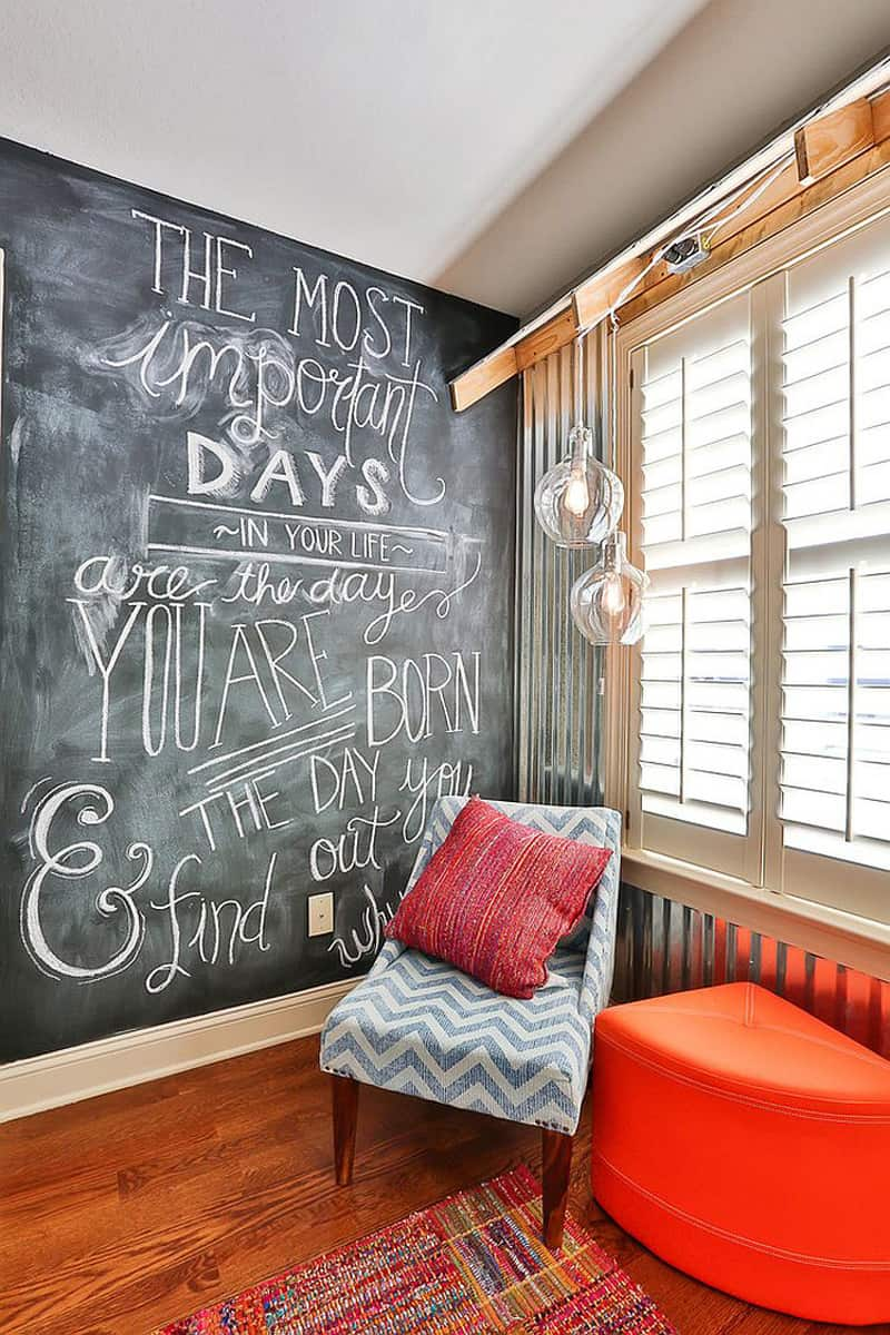 Creative Bedrooms with Chalkboards-DESIGNRULZ (1)