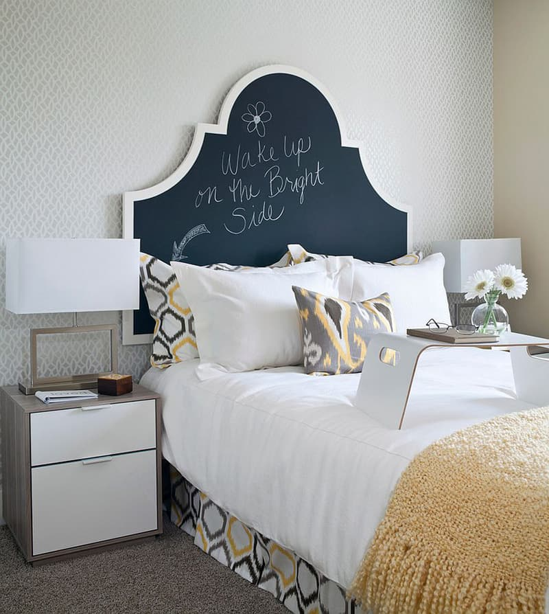 Creative Bedrooms with Chalkboards-DESIGNRULZ (20)