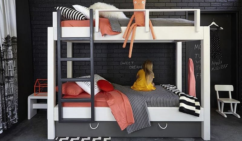 Creative Bedrooms with Chalkboards-DESIGNRULZ (21)