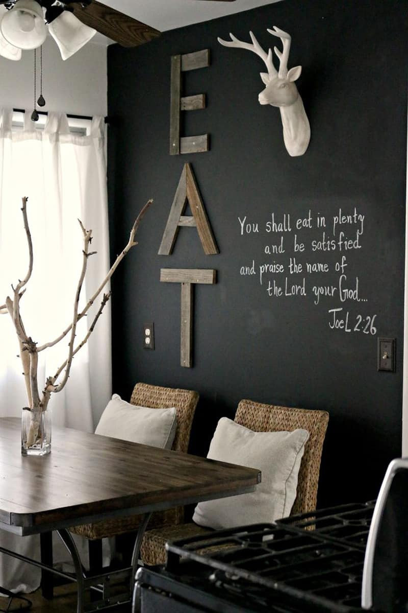 Creative Bedrooms with Chalkboards-DESIGNRULZ (9)
