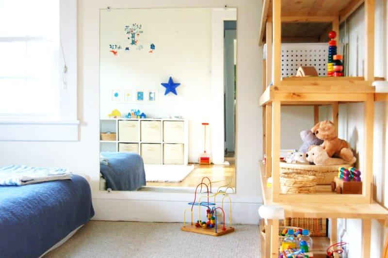 How To Prepare A Montessori Baby Room