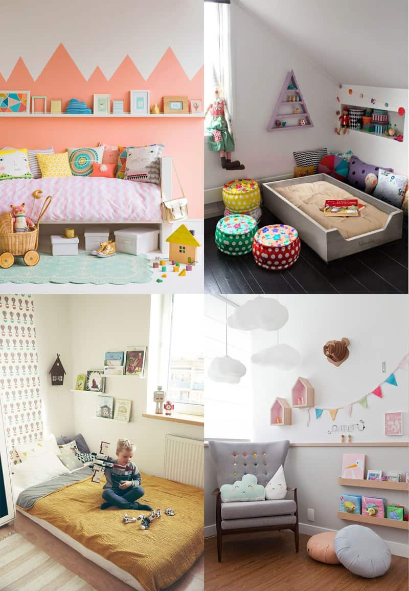 How to prepare a montessori baby room - Newborn baby room decorating ideas ...