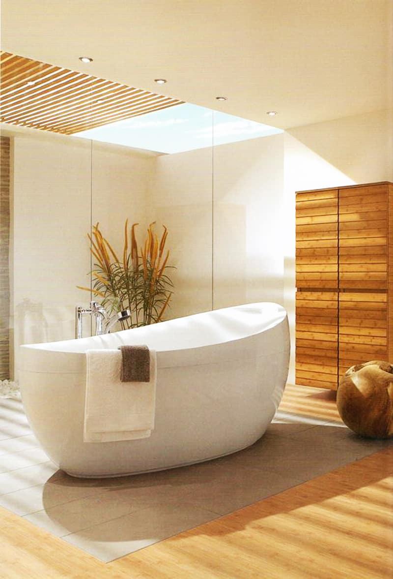 skylight bathroom designrulz (10)