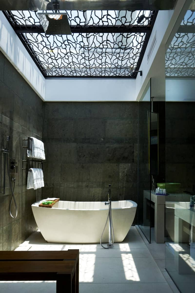 skylight bathroom designrulz (12)