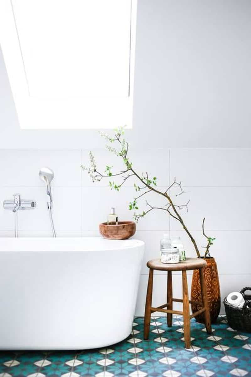 skylight bathroom designrulz (16)