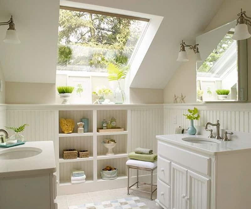 Delightful ... Skylight Bathroom Designrulz (19) ...