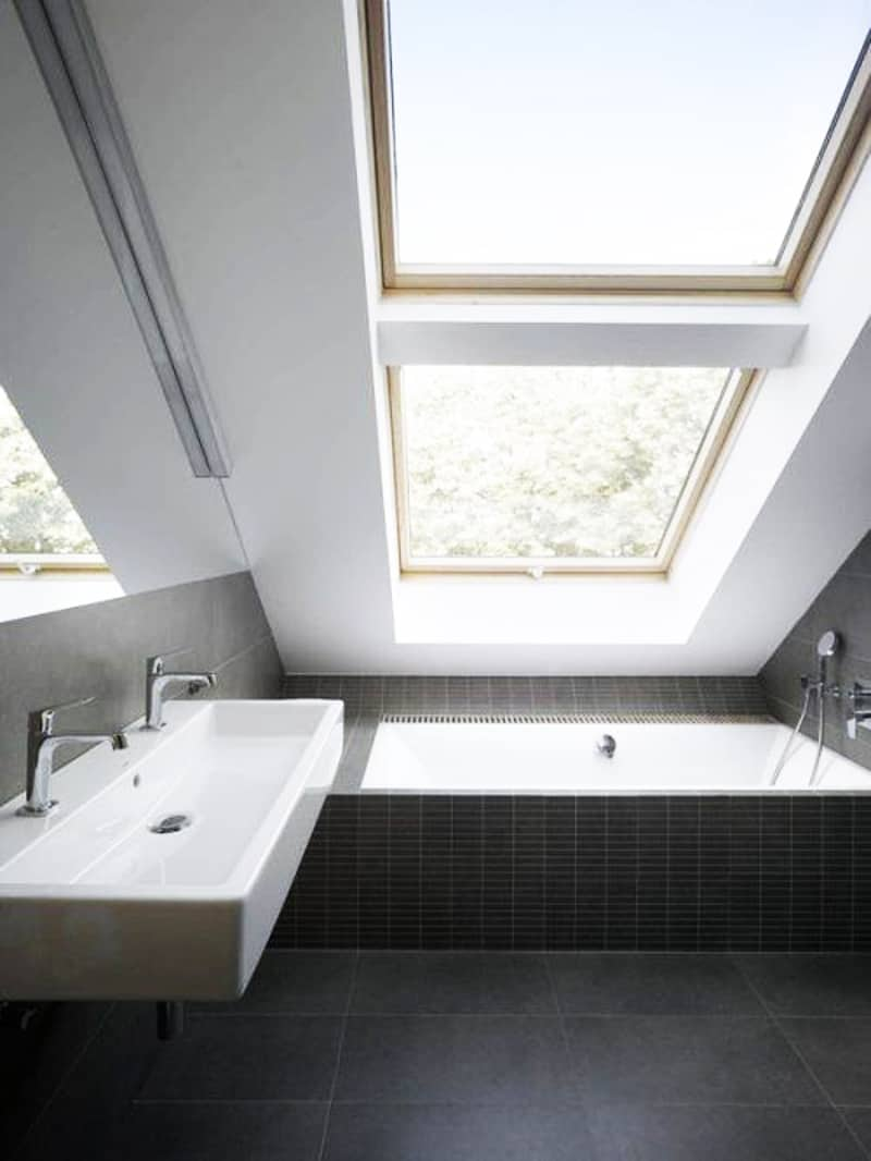 skylight bathroom designrulz (5)