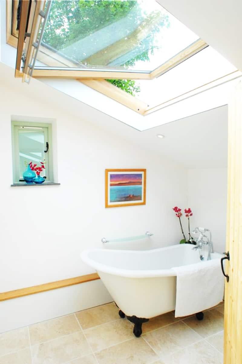 skylight bathroom designrulz (6)