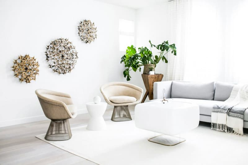 Neutral colors in scandinavian designs for Scandinavian design colors
