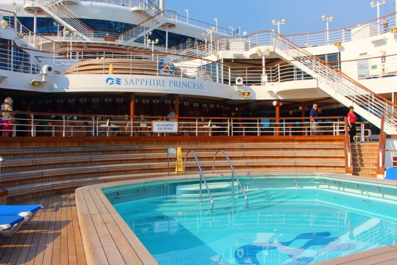 5 Reasons to Cruise with Sapphire Princess