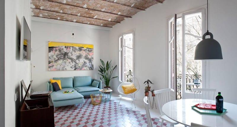 Tyche Apartment, Barcelona, Spain designrulz (11)