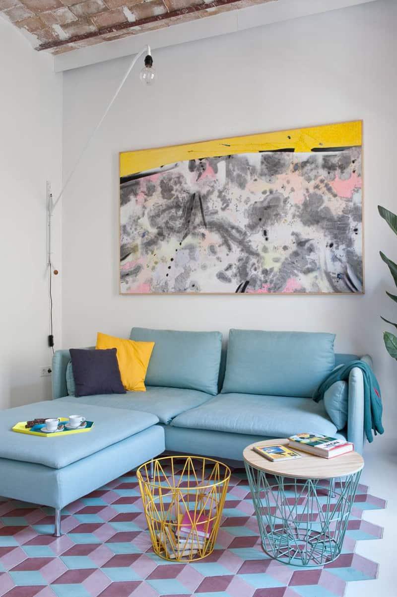 Tyche Apartment, Barcelona, Spain designrulz (2)