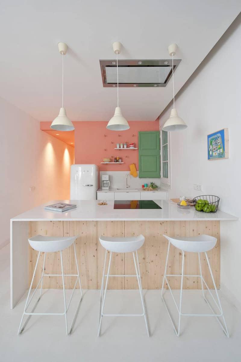 Tyche Apartment, Barcelona, Spain designrulz (3)