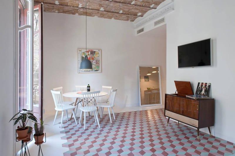 Tyche Apartment, Barcelona, Spain designrulz (4)
