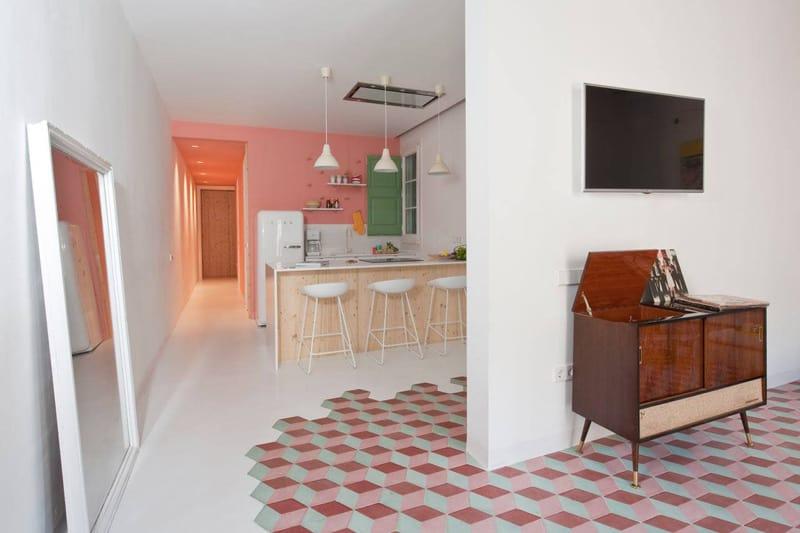 Tyche Apartment, Barcelona, Spain designrulz (8)