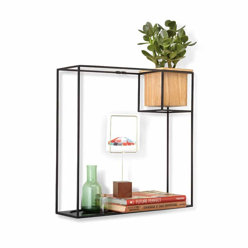 Umbra Cubist Floating Wall Shelf 2