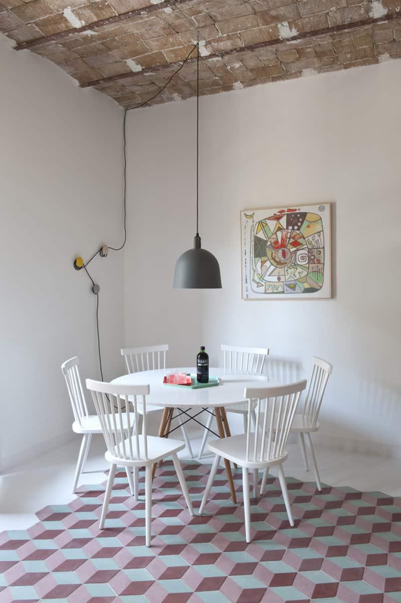 designrulz Tyche Apartment, Barcelona, Spain (3)