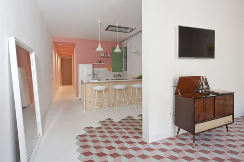 designrulz Tyche Apartment, Barcelona, Spain (4)
