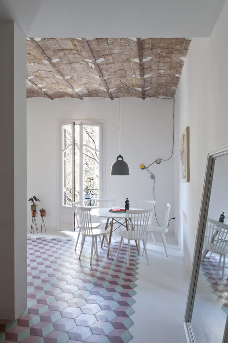 designrulz Tyche Apartment, Barcelona, Spain (5)
