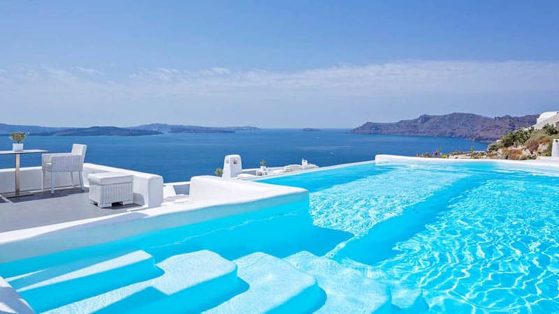 Small Greek Hotels With Pools