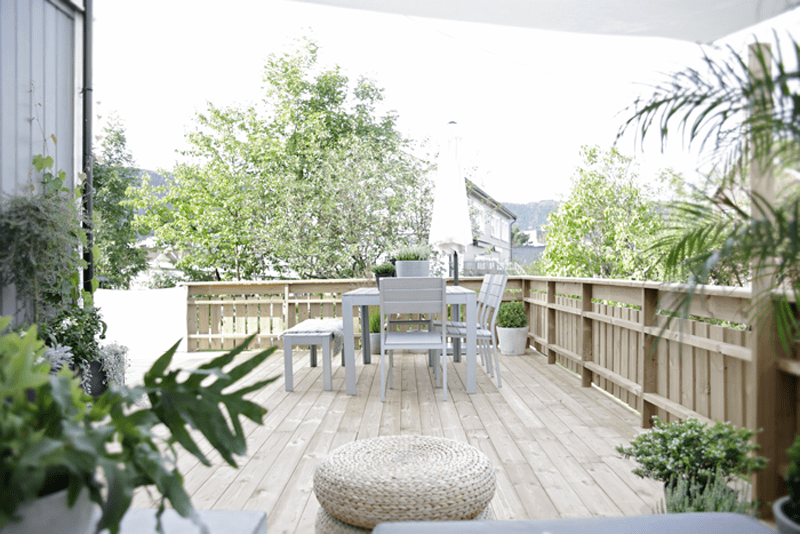 Scandinavian garden and patio designs ideas for your backyard - Garden patio ideas pictures ...