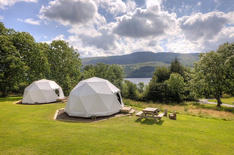Glamping Domes (1)