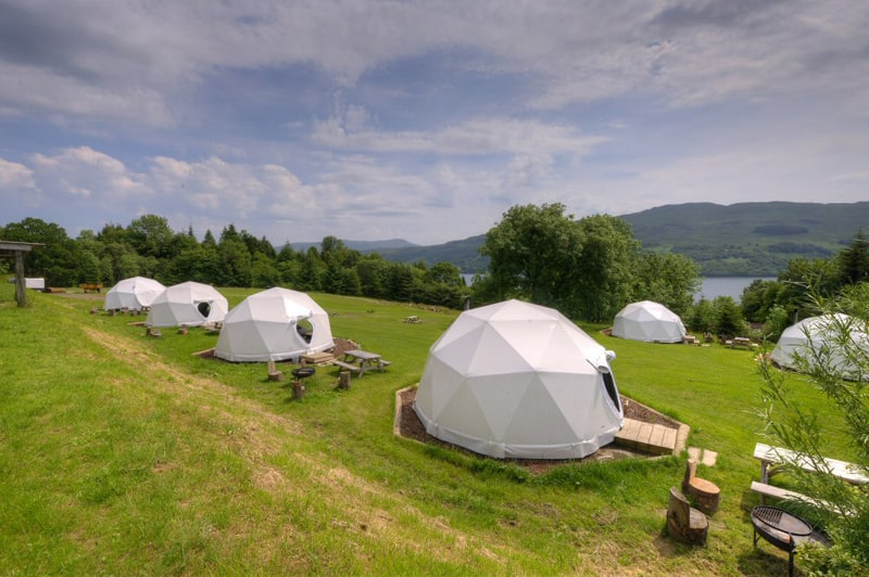 Glamping Domes (2)