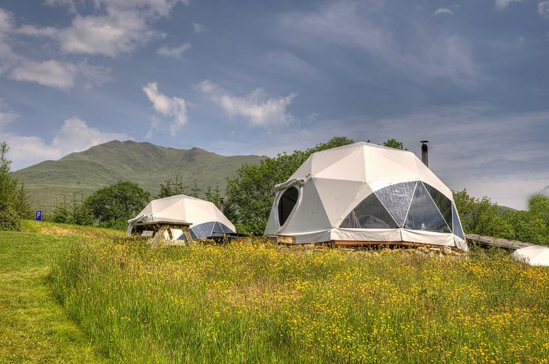 Glamping Domes (6)