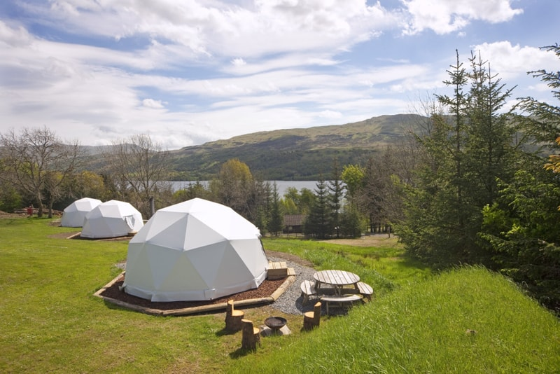 Glamping Domes (7)